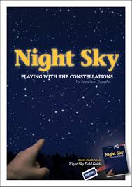 night sky playing cards playing with the constellations nature u0027s