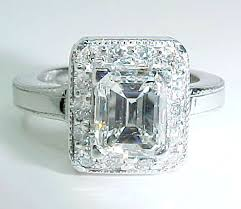 wedding rings for sale modern wedding rings newlyweds emerald cut engagement rings for sale