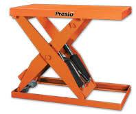 Hydraulic Scissor Lift Table by Presto Lifts Scissor Lift Tables