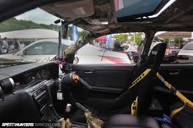nissan sunny modified interior reign of peace offset kings japan speedhunters