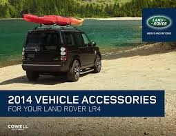 land rover lr4 silver 2014 land rover lr4 accessories by cowell auto group issuu