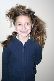 our crazy hair day u2026 cute girls hairstyles