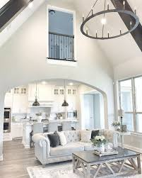 Farmhouse Interior Design Interior Design Farmhouse Living Room Modern Open