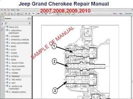 jeep repair manual jeep grand repair manual 2007 2008 2009 2010