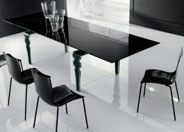 how to choose modern glass dining table michalski design