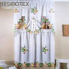 blue kitchen curtain sets window orange gallery including picture