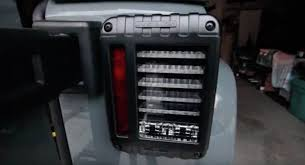 jeep back lights jw speaker 279 tail light review installation youtube