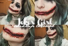 halloween joker squad makeup tutorial sofia spina