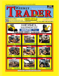 weekly trader october 22 2015 by weekly trader issuu