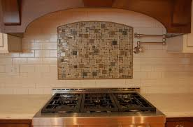 Glass And Stone Backsplash Tile by American Tile U0026 Stone Completed Projects
