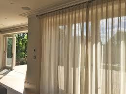 curtains by clark u0026 english sheer curtains romo tundra le