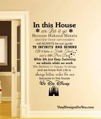 disney quote wall decals unique disney wall decal related items disney quote wall decals unique disney wall decal related items etsy