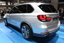Bmw X5 Hybrid - bmw concept x5 edrive first look automobile magazine