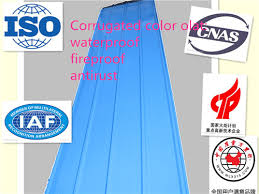color steel sheet metal roofing colored metal roofing