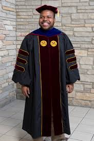 doctoral graduation gown the cmu bookstore