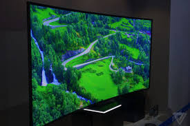 Green Tv Here Is The Beautiful Tv Samsung Designed With Yves Behar The Verge