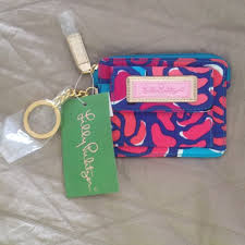 lilly pulitzer business card holder 63 lilly pulitzer clutches