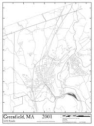 Massachusetts Towns Map by Town Maps Mcc Historic Town Maps