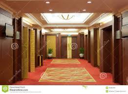 luxury hotel interior stock image image of design interior