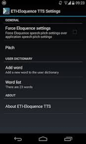 text to speech apk eloquence text to speech 1 2 6 apk apk