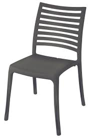 chaises grosfillex chaise de jardin sunday grosfillex