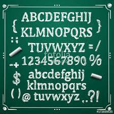 sketch cyrillic font board with a set of sketch symbols sketch