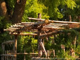 natural arborvitae wood arbor u0026 trellis by switzer u0027s nurse u2026 flickr