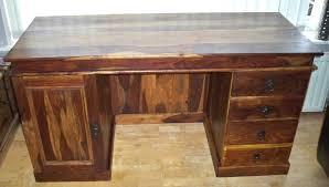 Sheesham Computer Desk Fabulous Sheesham Indian Wood Desk In Andover Hshire Gumtree