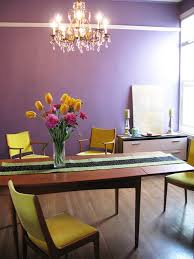 mid century modern dining room by kimball starr interior design
