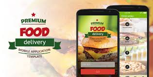 application cuisine food delivery mobile application template by bluehorntech codecanyon