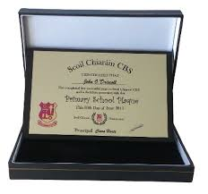 graduation plaque sports plaque