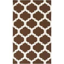 Chocolate Area Rug 3 X 5 Brown Area Rugs Rugs The Home Depot