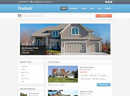real estate listing template 15 best responsive real estate themes of 2017