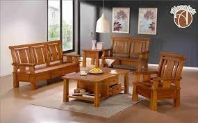 Treez AJ Teak Wood Sofa Set End   PM - Teak wood sofa sets