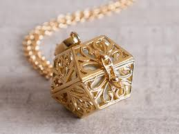 locket necklace with photo images Angel locket box by yourself expression the grommet jpg