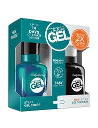 upc 074170436907 sally hansen miracle gel nail gel color and gel