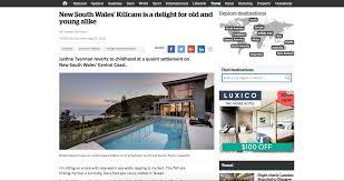 killcare beach house luxe houses