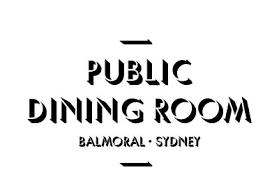 Public Dining Room Balmoral Beach - Public dining room