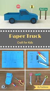 28 best paper crafts for kids images on pinterest 3d paper