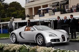 si e auto pebble bugatti veyron 16 4 grand sport debut at pebble details and