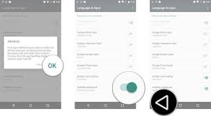 how to change keyboard on android how to change the keyboard on your android phone android central
