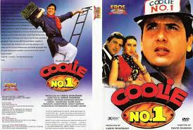 biography of movie coolie coolie no 1 1995 moja loss