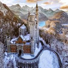 Neuschwanstein Castle Floor Plan by Stunning Neuschwanstein Castle In Winter Germany Woahdude