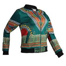 dashiki sweater joseph costume s casual print zipper dashiki
