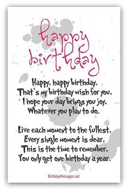 best 25 birthday poems ideas on pinterest inspirational