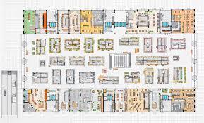 market floor plan markthall rotterdam by mvrdv image courtesy