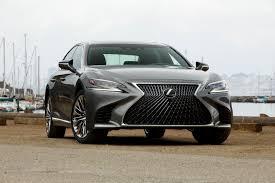 lexus ls v10 2018 lexus ls 500 imperial dreams automotive rhythms