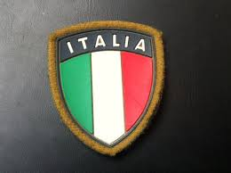 Italy National Flag Italy Italian Military Patch Italia Flag What U0027s It Worth