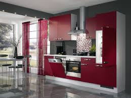 decor red kitchen theme inspiration with red retro kitchen tile