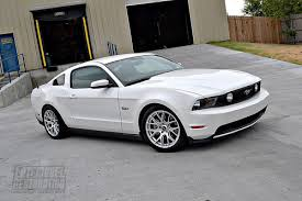 2012 mustang wheels 1994 2012 mustang sve 18x9 drift wheels in stock mustang